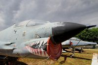 35 - Vought F-8E(FN) Crusader, Savigny-Les Beaune Museum - by Yves-Q