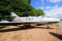289 - Dassault Mystere IVA, Savigny-Les Beaune Museum - by Yves-Q