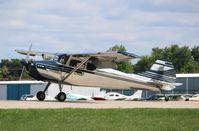 N2697D @ KOSH - Cessna 170B