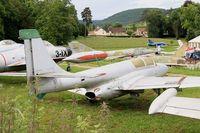 323 - PZL TS-11 bis-B Iskra, Savigny-Les Beaune Museum - by Yves-Q
