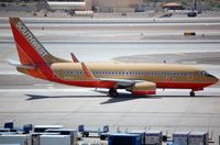 N757LV @ KPHX - Taxying out: Southwest B737 - by FerryPNL