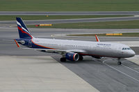 VP-BES @ VIE - Aeroflot - Russian International Airlines Airbus A321 - by Thomas Ramgraber