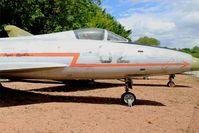 02 - Dassault Super Mystere B.2, Savigny-Les Beaune Museum - by Yves-Q