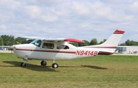 N94148 @ KOSH - Cessna T210L
