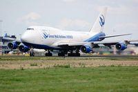 B-2430 @ EHAM - GW B744F departing - by FerryPNL