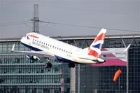 G-LCYG @ EGLC - Departing from London City Airport. - by Graham Reeve