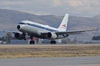 N745VJ @ KBOI - Take off from TWY 28L. - by Gerald Howard