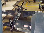 121710 - Grumman F8F-2P Bearcat at the NMNA, Pensacola FL - by Ingo Warnecke