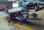 N766JD - Goodyear FG-1D (Vought F4U) Corsair at the NMNA, Pensacola FL