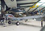 AK255 - Curtiss P-40C Tomahawk Mk IIb at the NMNA, Pensacola FL