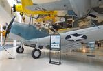 2106 - Douglas SBD-2 Dauntless at the NMNA, Pensacola FL