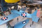 3969 - Grumman F4F-3A Wildcat at the NMNA, Pensacola FL