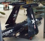 126673 - McDonnell F2H-2P Banshee at the NMNA, Pensacola FL