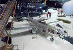 58-0480 - Lockheed T-33B Shooting Star (shown as TV-2) at the NMNA, Pensacola FL