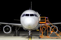 N158AN @ KDFW - Overnight storage at F Pad