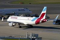 D-AEWO @ VIE - Eurowings Airbus A320 - by Thomas Ramgraber