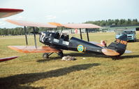 SE-AMR @ ESTL - Ljungbyhed F.5 Air Base 25.8.1996 - by leo larsen