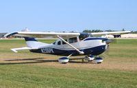 N206PK @ KOSH - Cessna U206G