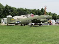 N7772 @ WS17 - based preserved DC-3 (C47) - by magnaman
