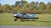 N5632R @ EGTH - 3b.at the Shuttleworth Collection, Oct. 2018.