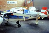 OE-ADB @ LOLU - Tipsy T.66 Nipper II [17] Gmunden~OE 04/05/1983