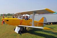 G-TLAC @ EGHP - The Light Aircraft Company RL-5A Sherwood Ranger ST [LAA 237B-13895] Popham~G 30/04/2011