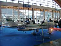 D-MOEP @ EDNY - D-MOEP   TL Ultralight TL-96 Sting [Unknown] Friedrichshafen~D 04/04/2009