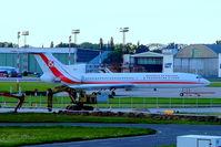 101 @ EPWA - 101   Tupolev Tu-154 [90A-837] (Polish Air Force) Warsaw-Okecie~SP 17/05/2004 - by Ray Barber