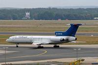 RA-85725 @ EDDF - RA-85725   Tupolev Tu-154M [92A-907] (Sibir Airlines) Frankfurt Int'l~D 09/09/2005