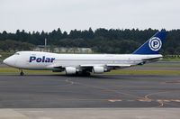 N454PA @ RJAA - Polar B744F for departure. - by FerryPNL