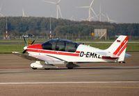 D-EMKL @ EHLE - Lelystad Airport