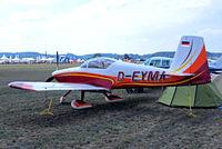D-EYMA @ EDMT - D-EYMA   Van's RV-7A [2847] Tannheim~D 23/08/2013