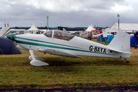 G-BXYX @ EGBP - G-BXYX  Van's RV-6 [22293] Kemble~G 02/07/2005