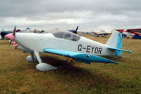 G-EYOR @ EGBP - G-EYOR  Van's RV-6 [PFA 181A-13259] Kemble~G 02/07/2005