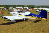 G-JSRV @ EGHP - G-JSRV   Van's RV-6 [PFA 181A-14407] Popham~G 30/04/2011