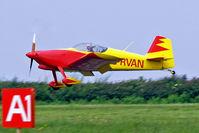 G-RVAN @ EGTB - G-RVAN  Van's RV-6 [PFA 181-12657] Booker~G 09/06/2007