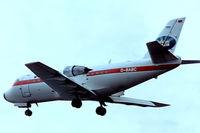 D-BABC @ EGLF - D-BABC   VFW-Fokker VFW-614 [MG.03] (VFW-Fokker) Farnborough~G 08/09/1974