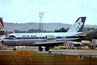 D-BABI @ EGLF - D-BABI   VFW-Fokker VFW 614 [MG.09] (VFW-Fokker) Farnborough~G 10/09/1976