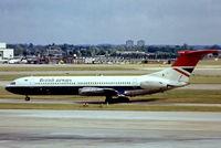 G-ASGB @ EGLL - G-ASGB   Vickers Super VC-10 1151 [852] (British Airways) Heathrow~G 15/05/1979