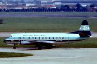 G-AZLS @ EGLL - G-AZLS   Vickers Viscount 813 [348] (British Midland Airways) Heathrow~G @ 19/05/1979