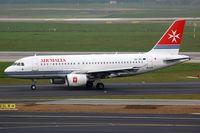 9H-AEL @ EDDL - Air Malta A319. plane went to Volotea in 2016. - by FerryPNL