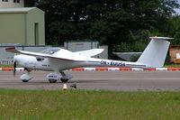 OK-EUU 56 @ EGBP - OK-EUU 56   Urban Air UFM-11UK Lambada [12/11] Kemble~G 11/07/2004