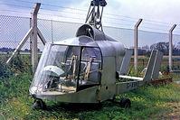 G-AVKE @ EGMC - G-AVKE   Gadfly HDW.1 [HDW.1] (Historic Aircraft Museum) Southend~G 03/07/1974