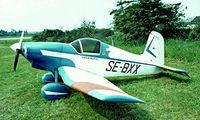 SE-BXX @ EKVJ - SE-BXX   Andreasson BA-6 [1] Stauning~OY 05/06/1982