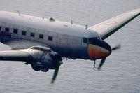 36 - C 47 French marine taken in fly - by marine
