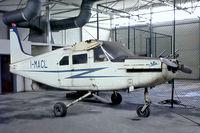 I-MACL @ EBCI - I-MACL   Aermacchi AL-60B-2 [6218] Charleroi-Gosselies~OO 20/05/1982