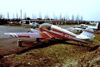G-ATBH @ EGTR - G-ATBH   Aero 145 [20-015] Elstree~G 10/04/1979