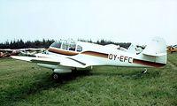OY-EFC @ EKVJ - OY-EFC   Aero 45S [03-007] Stauning~OY 05/06/1982