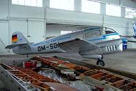 D-GADA @ EDLI - D-GADA  (DM-SGA) Aero 145 [15-018] Bielefeld~D 24/06/2006