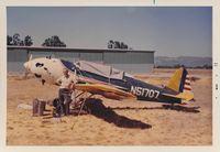 N51707 @ PRB - California 1972 - by Clayton Eddy